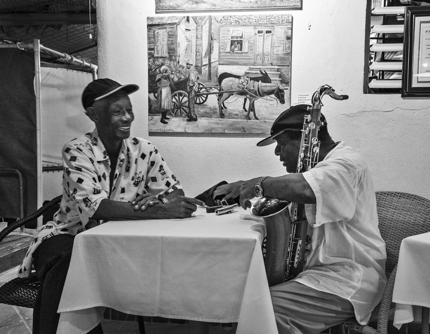 Barbados_Bridgetown_Lobster live_Colin Dyall_-44