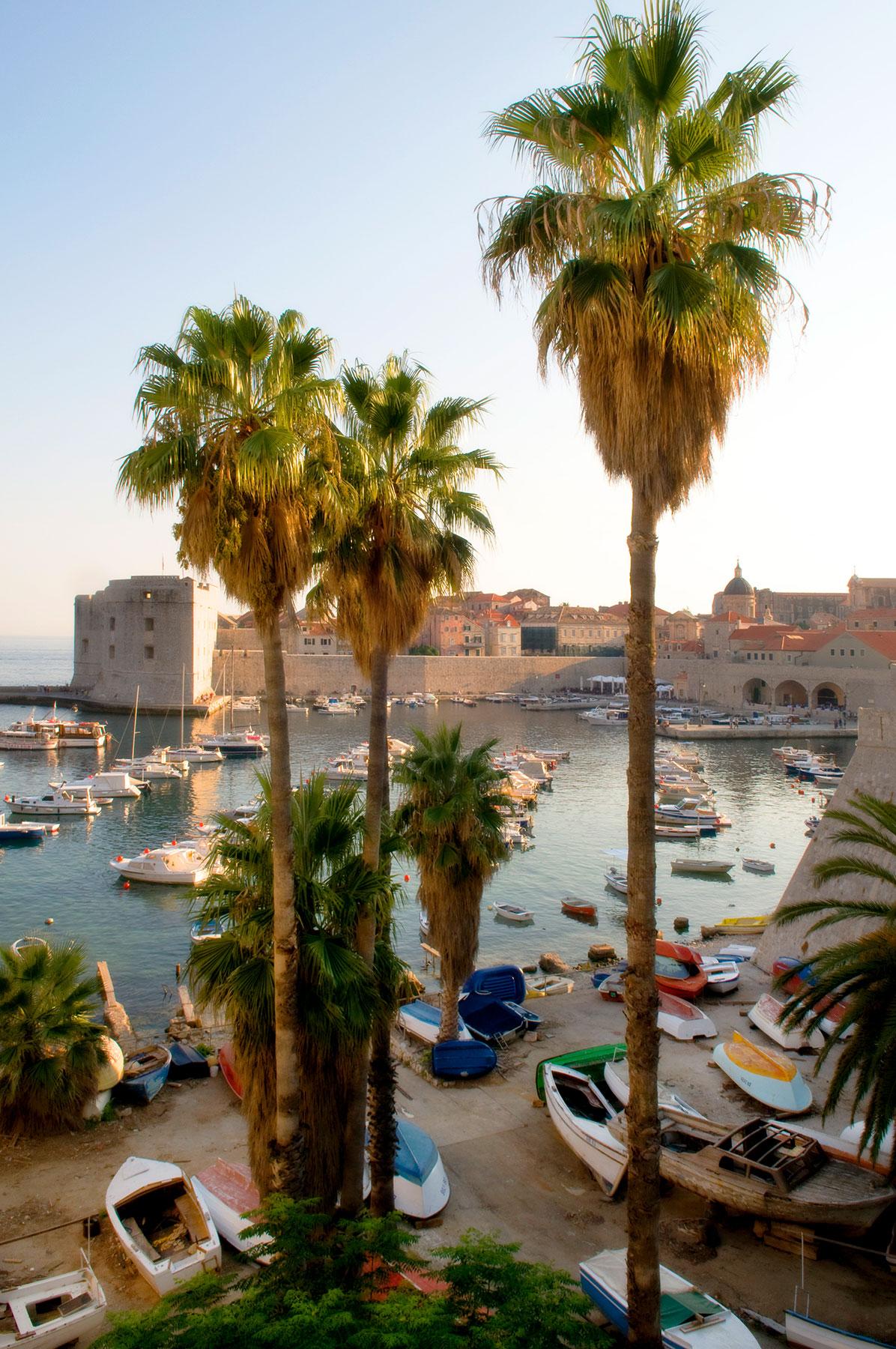 Kroatien_Dubrovnik_Hamnen_2
