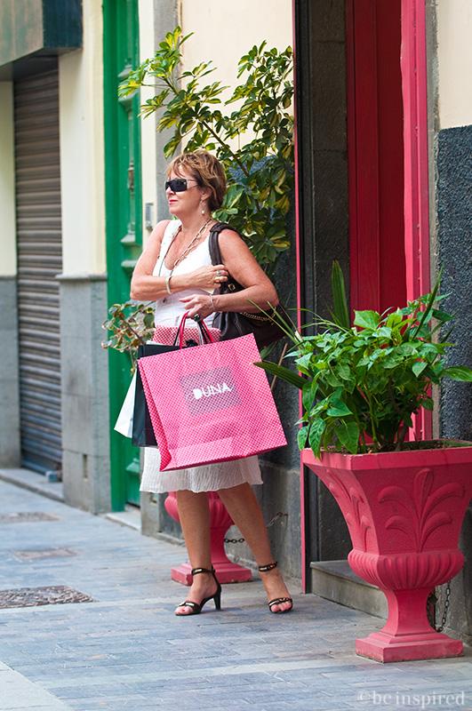 Triana shoppare