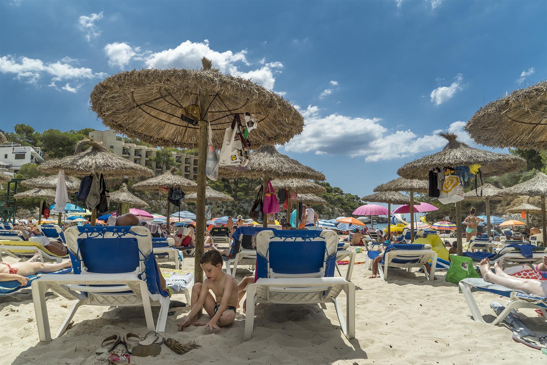 Mallorca, sol och bad, stränder