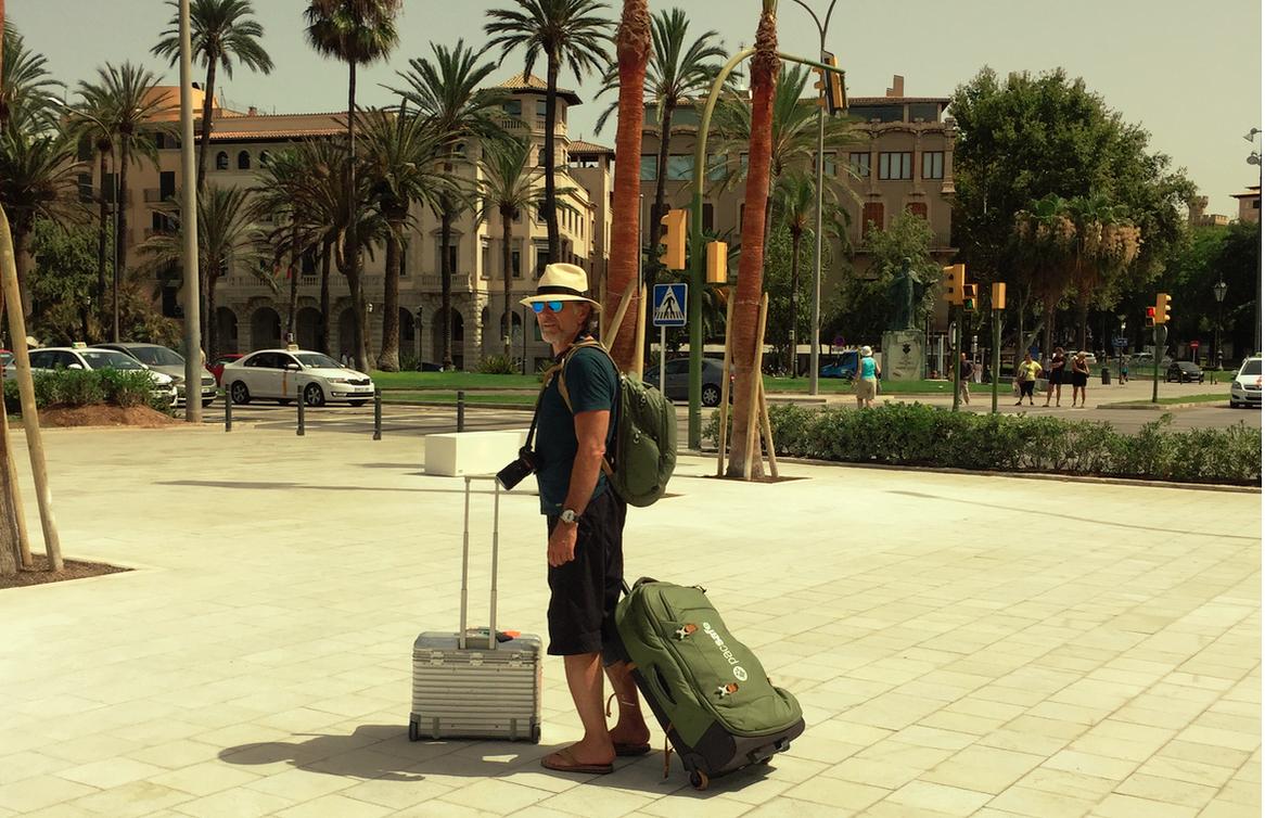Bäst i test– resväskor för proffsiga resenärer Be Inspired