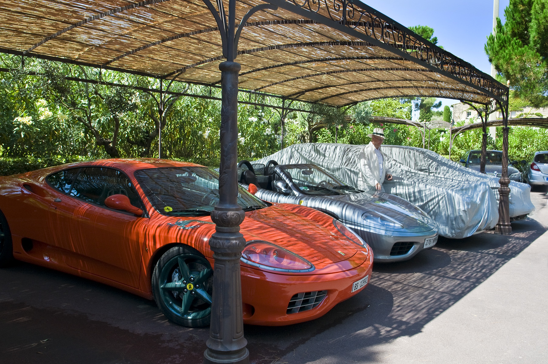 France_French Riviera_Cote d'Azur_luxury cars_