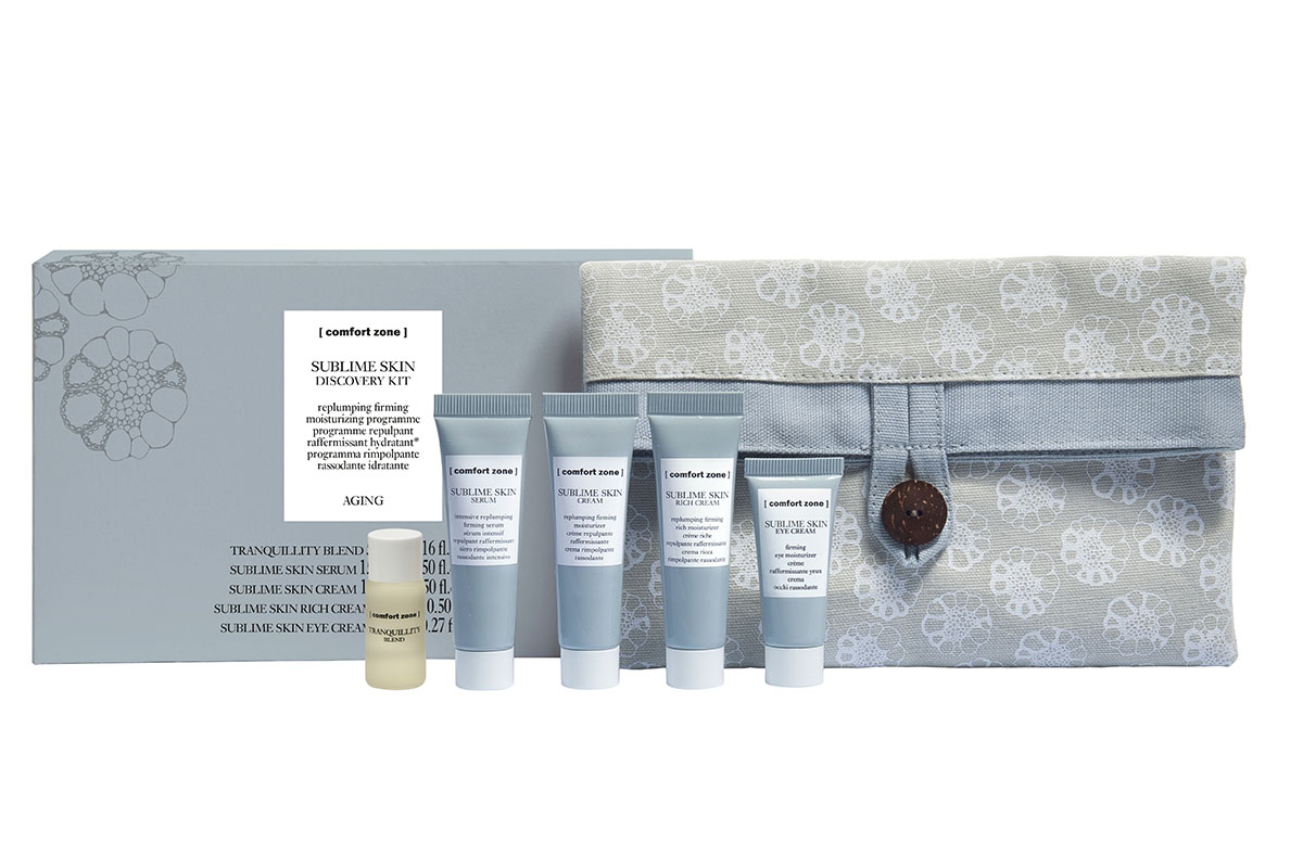 Comfort zone SUBLIME SKIN DISCOVERY KIT