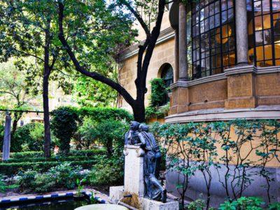 Madrid_Sorolla_museum_trädgård_