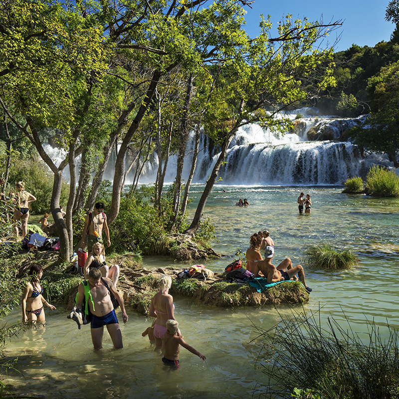 Croatia_Krka National park_Skradinski waterfall_ (20)