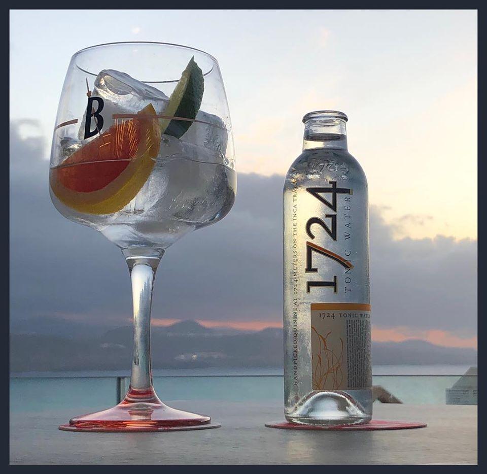 Gran Canaria_Las Palmas_Gin tonic_Aloe hotel_las Canteras