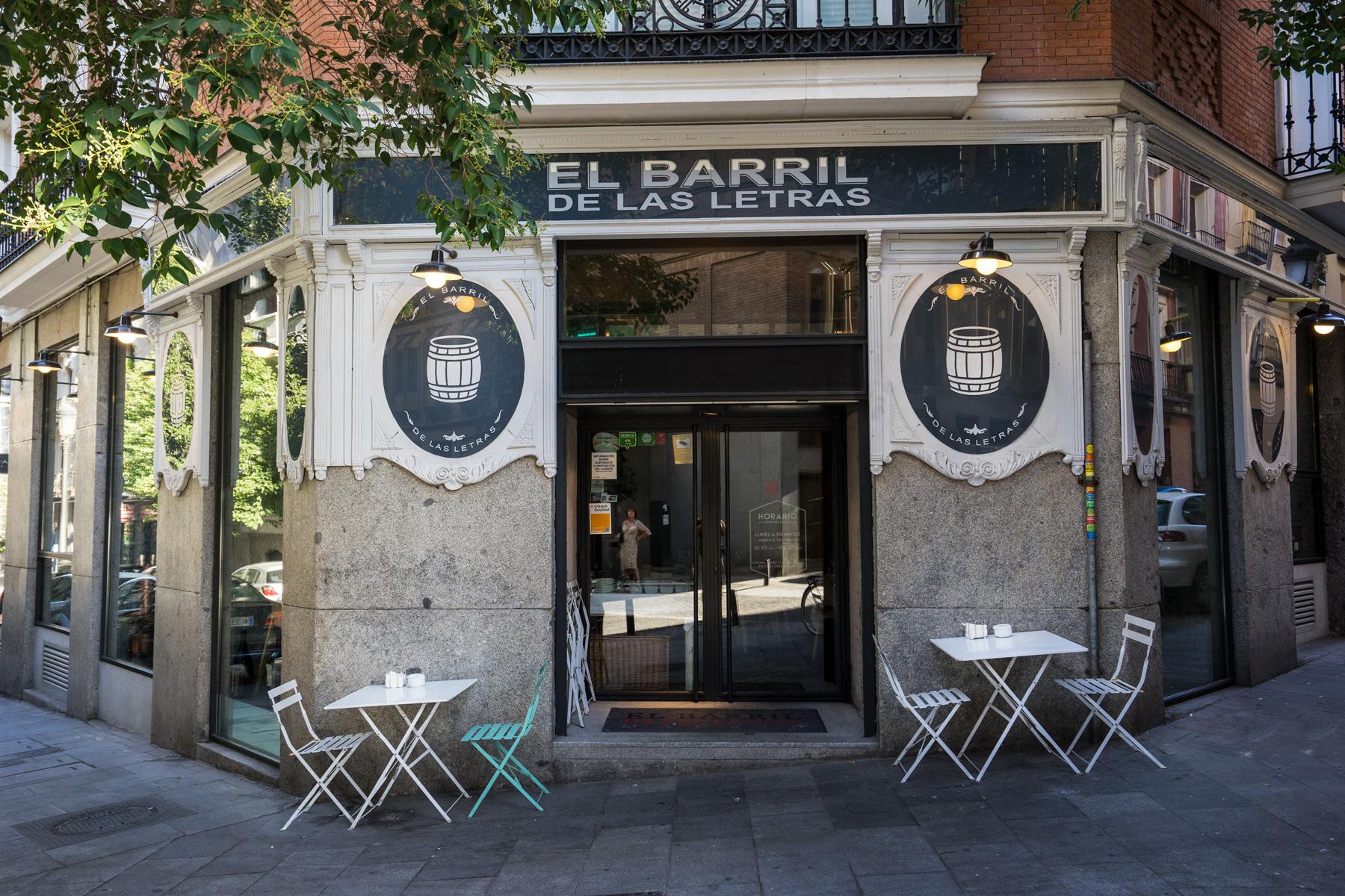 Spanien_Madrid_El-Barril-de-las-Letras_Fastad