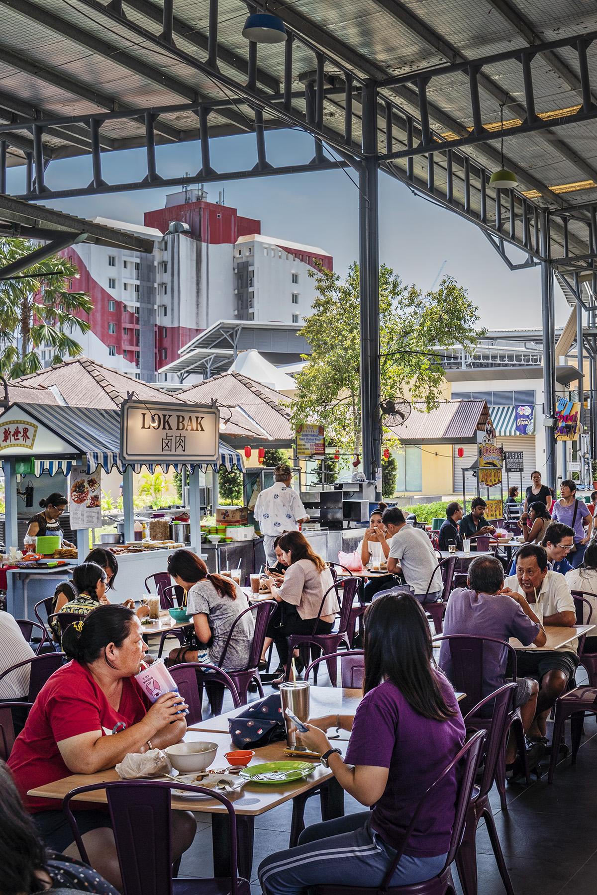 Food Cort_Penang_Malaysia_New_world_park
